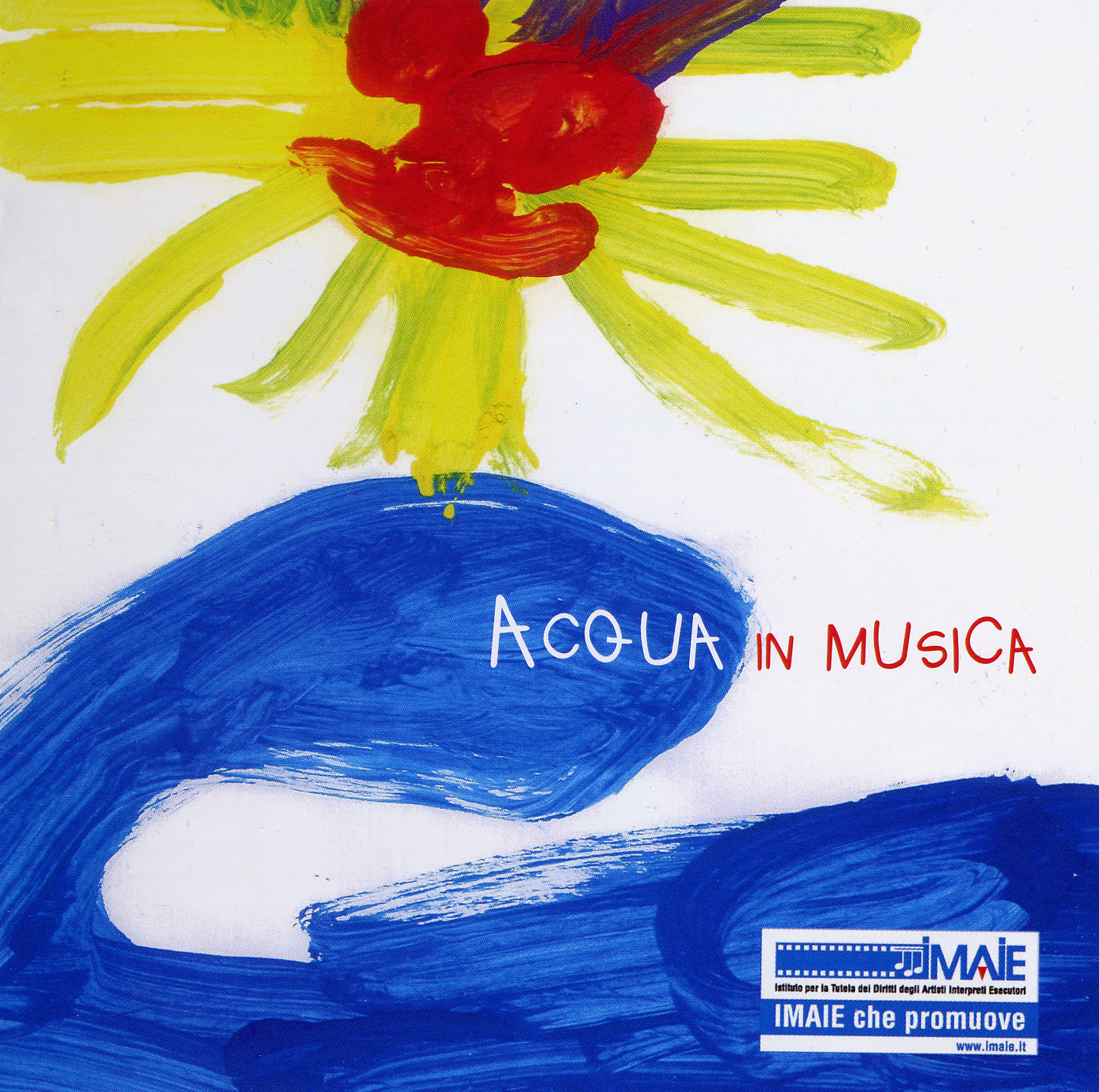 "Tatè Nsongan – CD ""Acqua in musica"" - 2006"
