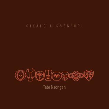 DIKALO LISTEN 'UP copertina del disco